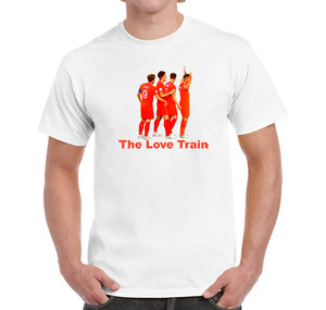 England Love Train