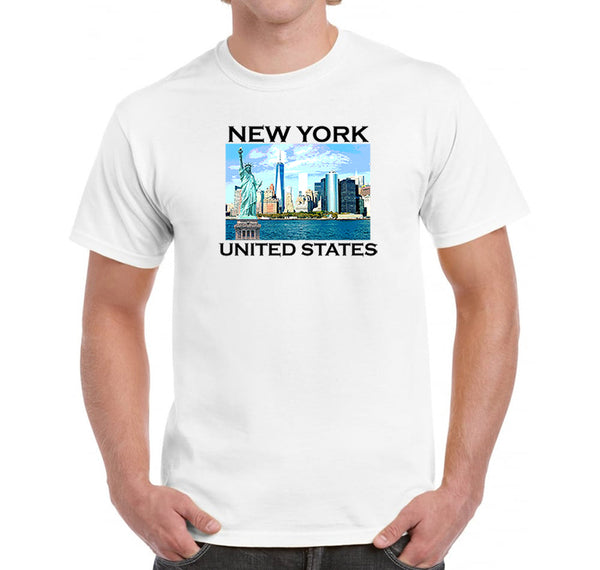 New York City T Shirt - Farq