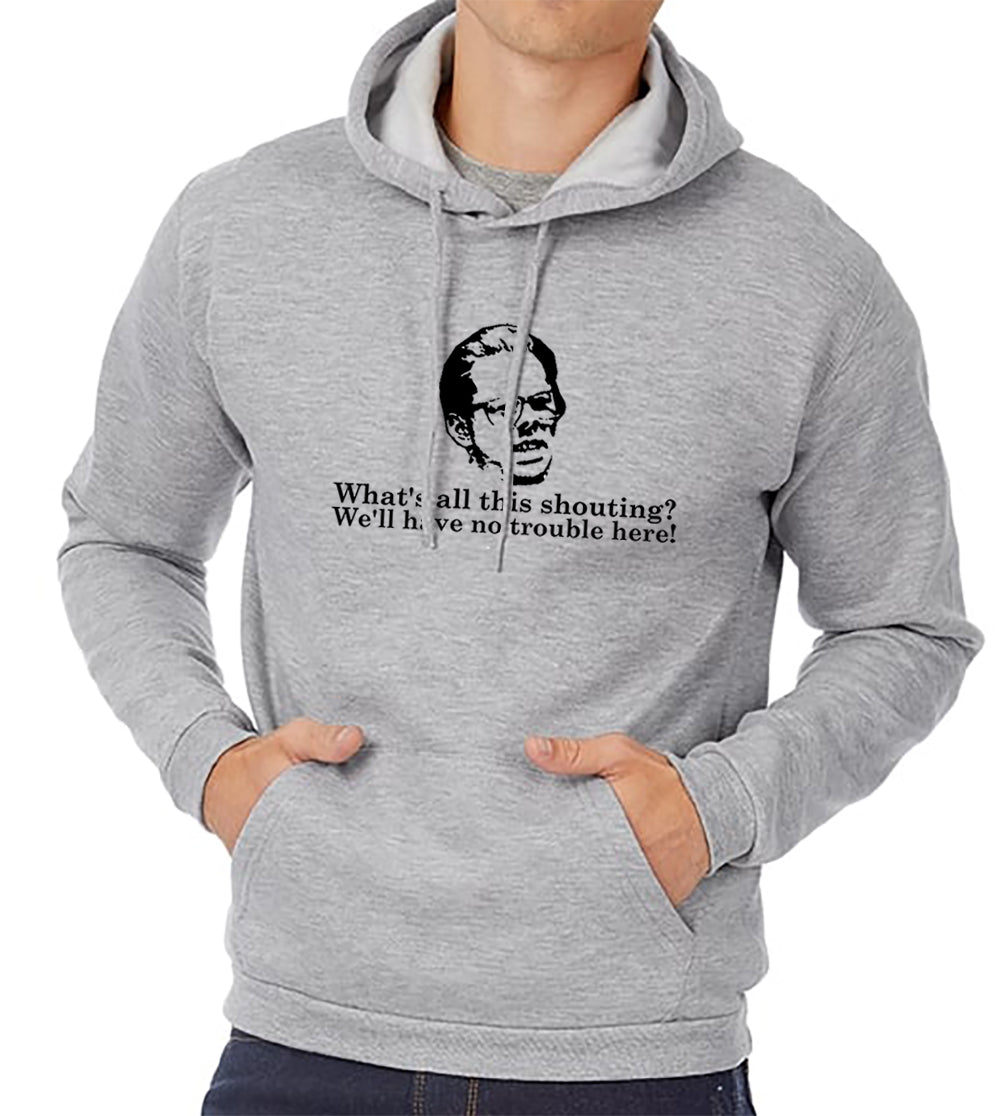 League Of Gentlemen Edward Quote Hoodie