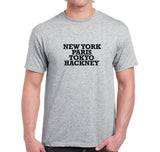 Hackney And Cities T Shirt