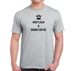 Keep Calm & Drink Coffee - Farq