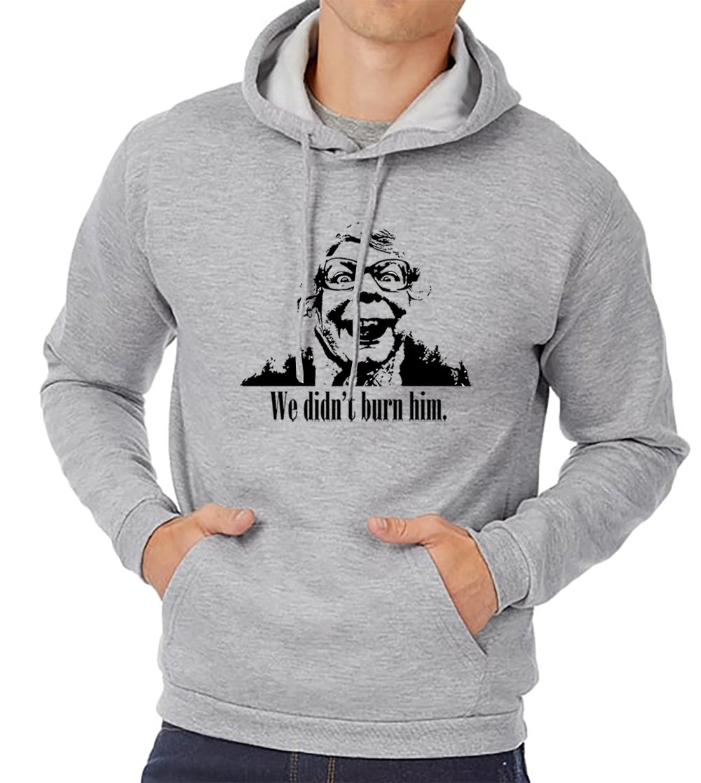 League of Gentlemen Tubbs Quote Hoodie