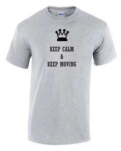 Keep Calm & Keep Moving - Farq