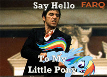 Load image into Gallery viewer, Say Hello to My Little Pony