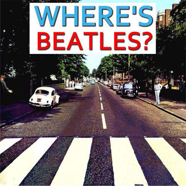 Where's Beatles? - Farq