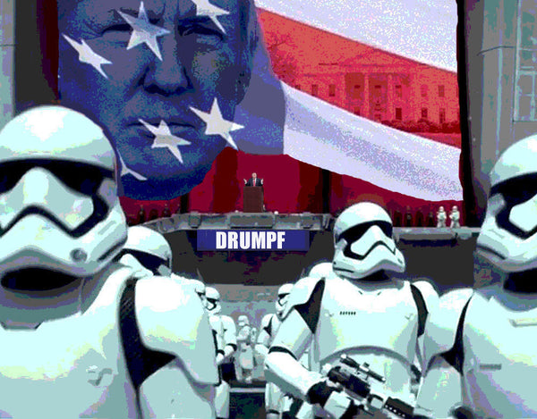 Drumpf's Stormtroopers - Farq