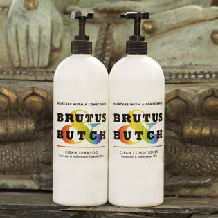 CLEAN SHAMPOO & CONDITIONER COMBO PACK 33 oz