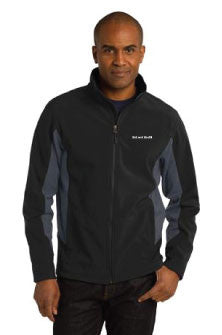 Port Authority - Core Colorblock Soft Shell Jacket