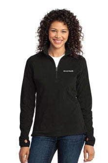 Port Authority - Ladies Microfleece 1/2-Zip Pullover