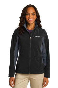 Port Authority - Ladies Core Colorblock Soft Shell Jacket