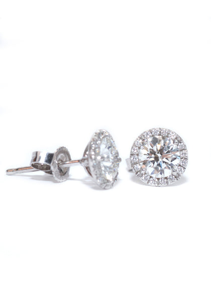 Rahaminov Diamond Studs