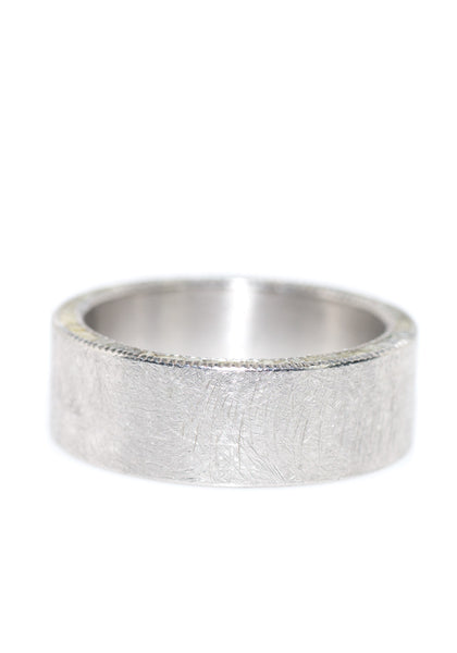 Todd Reed Raw Diamond Palladium Ring On Sale at 25% Off!