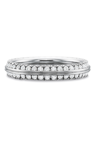 Precision Set Diamond Eternity Band