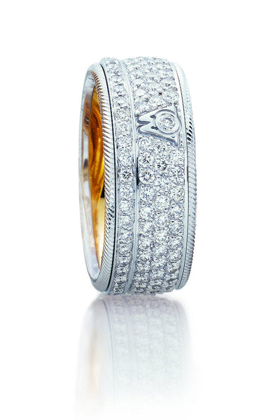 Wellendorff Diamondkiss Ring