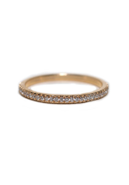 Rahaminov Diamond Eternity Band