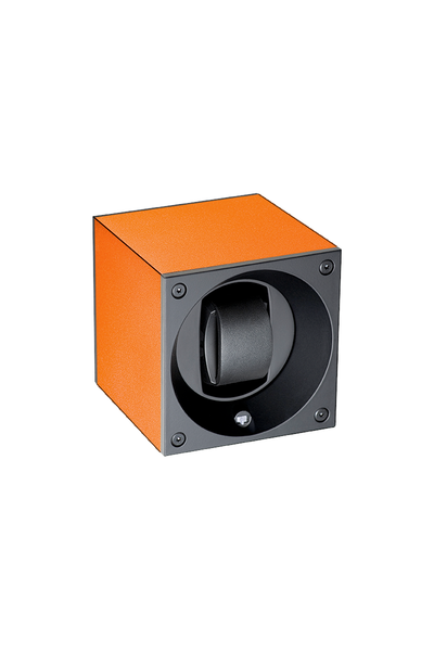 Single Orange Aluminum Winder