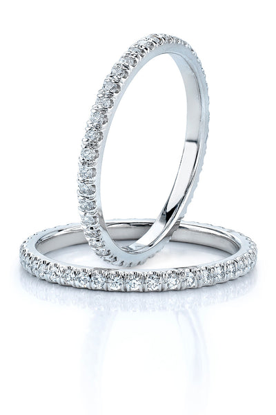 Katharine James Juliet's Love Eternity Band