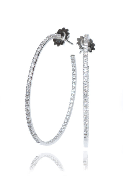 Garavelli Diamond Hoops