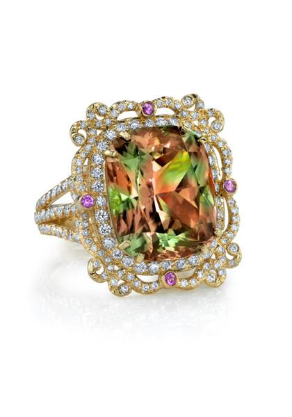 Erica Courtney Zultanite Ring