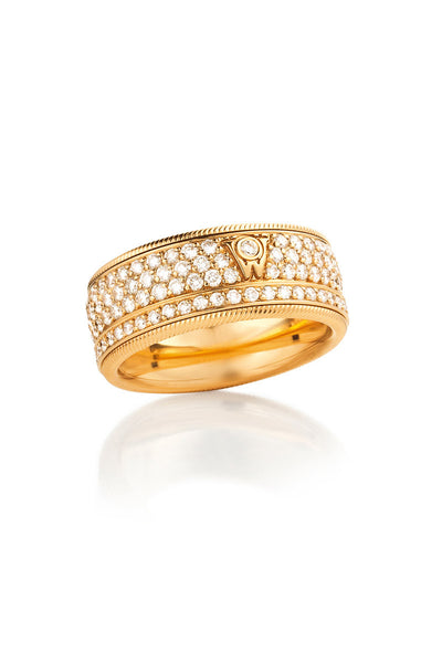 Wellendorff Diamond Sugarkiss Ring