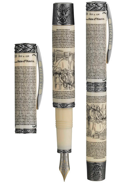 Visconti Declaration of Independence Pen