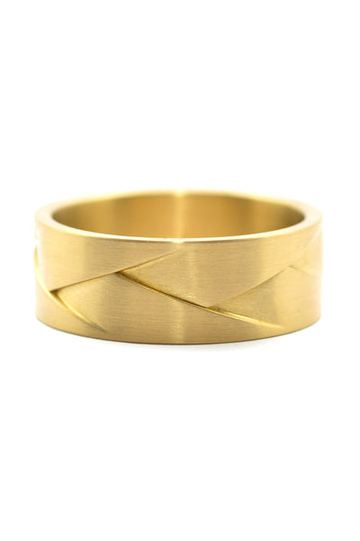 Furrer Jacot Gold Braid Band