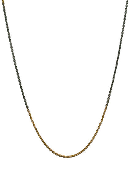 Lika Behar Mixed Rolo Chain Necklace
