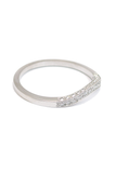 Sebastien Barier Diamond Curved Band