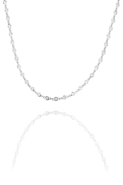 Oster Collection Diamonds By The Yard Necklace