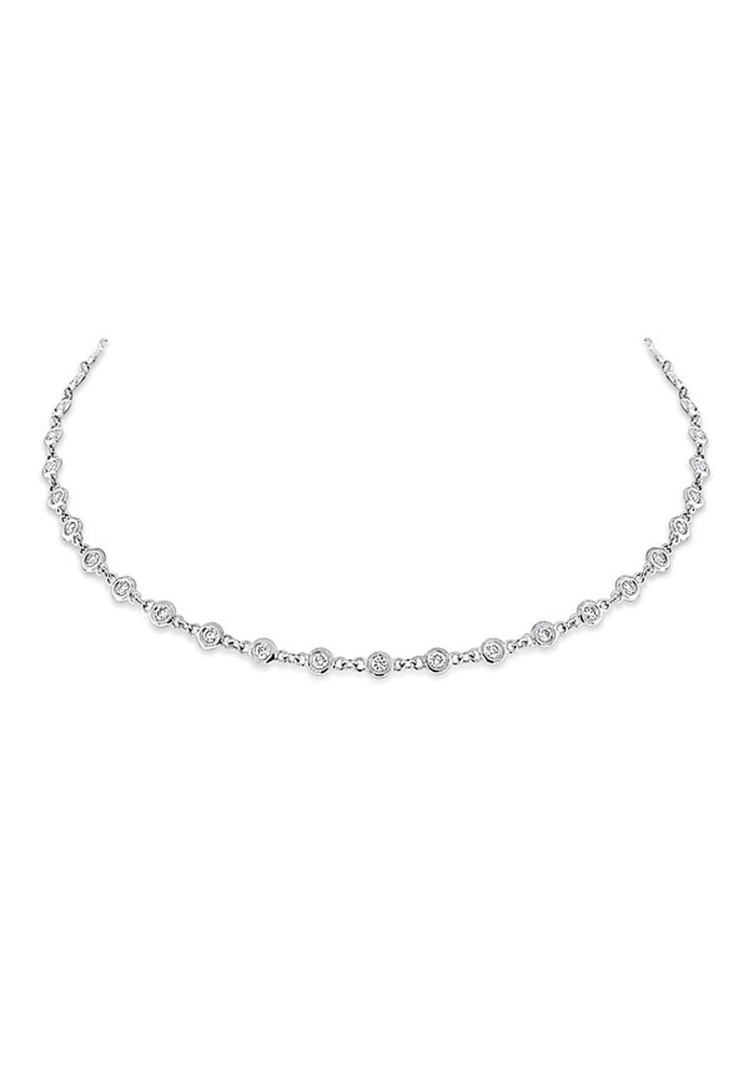 KC Designs Diamond By The Yard Necklace
