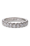 Katharine James Juliet's Love Diamond Eternity Band