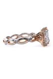 Katharine James Bella's Love Starburst Diamond Ring