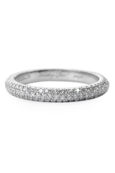Katharine James Pave Diamond Christina Band
