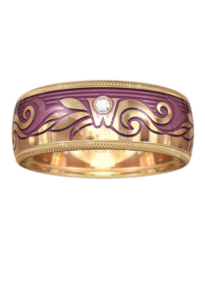 "Wellendorff ""I Wish You Luck"" 2014 Ring"