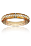 Wellendorff Genuine Delight Coral Ring