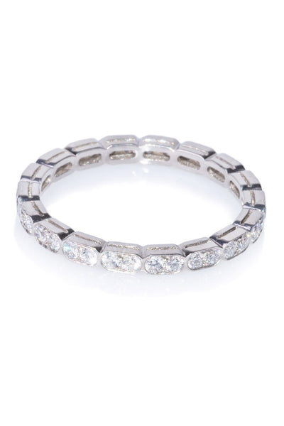 Sebastien Barier Diamond Eternity Band