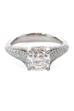 Precision Set Elege Diamond Ring