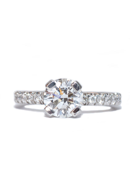 Katharine James Dacia Diamond Ring