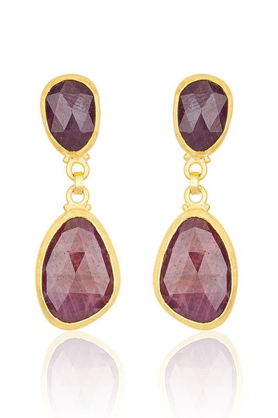 Lika Behar Rosecut Ruby Double Drops