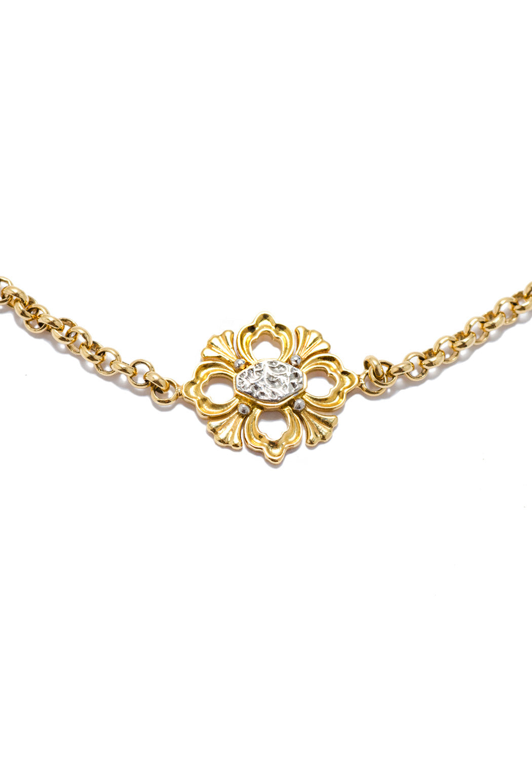 Buccellati Opera Gold Chain Necklace