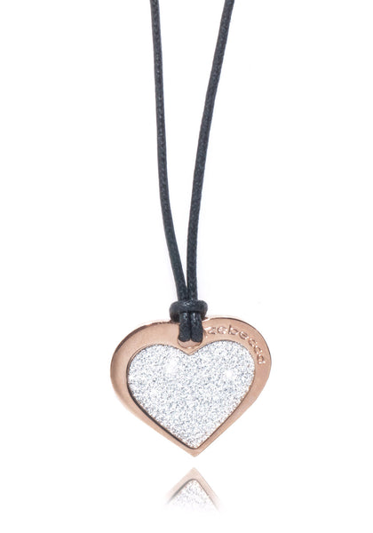 Rebecca Heart Necklace