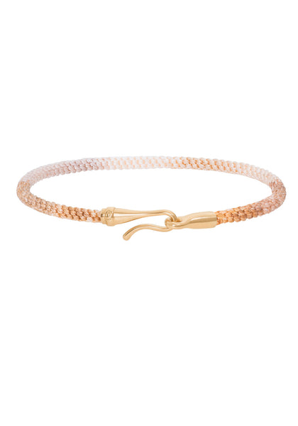 OLE LYNGGAARD Life Rope Golden Day Bracelet at Oster Jewelers (16cm)