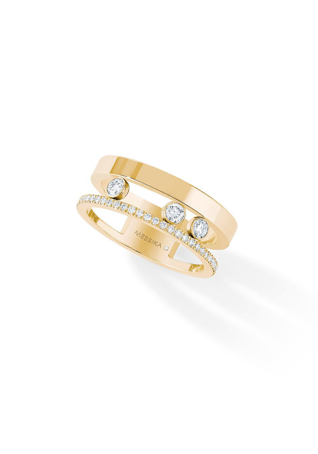 Messika Move Romane Diamond Ring