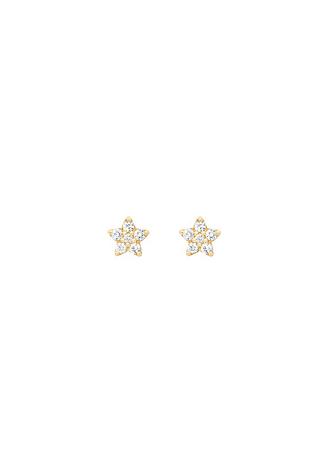 OLE LYNGGAARD Shooting Star Diamond Studs .21ctw (Pair) | Small