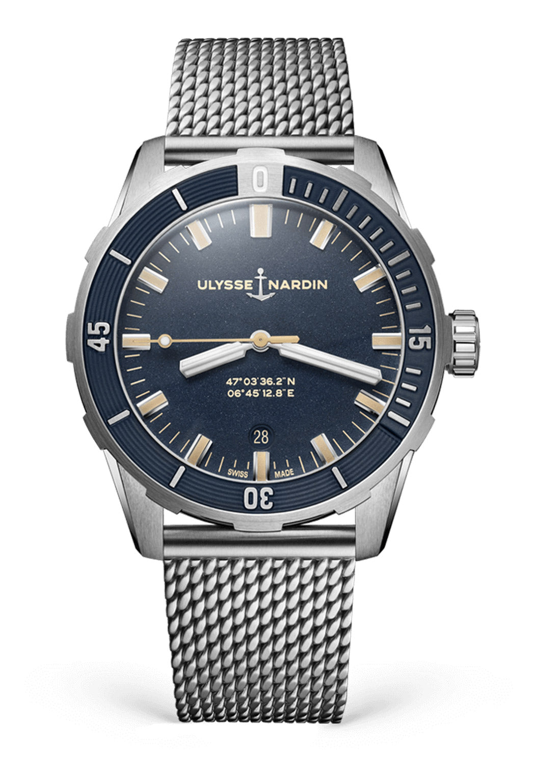 Ulysse Nardin Diver Stainless Steel 42mm