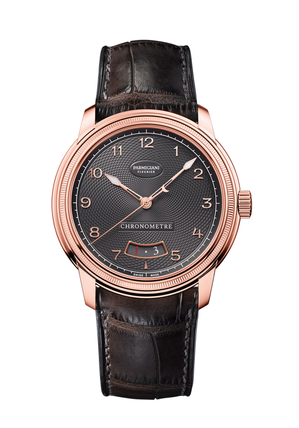 Parmigiani Toric Chronometre Slate 40.88mm