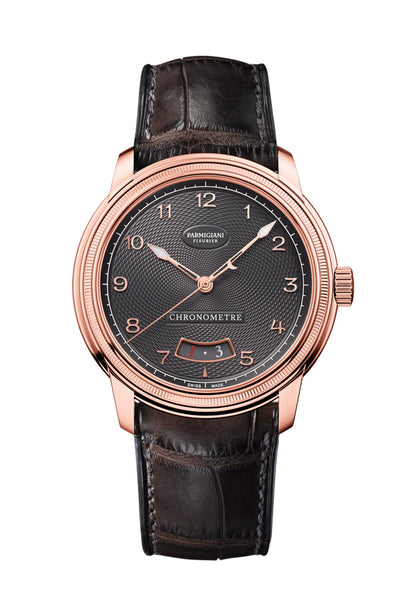 Parmigiani Toric GRAND Chronometre Slate 42mm
