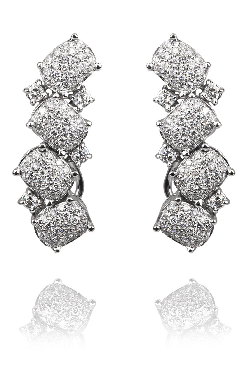 Antonini Pave Orecchini Malibu Earrings