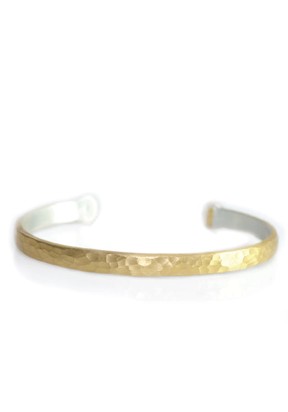 Stockholm Gold Fusion Bangle