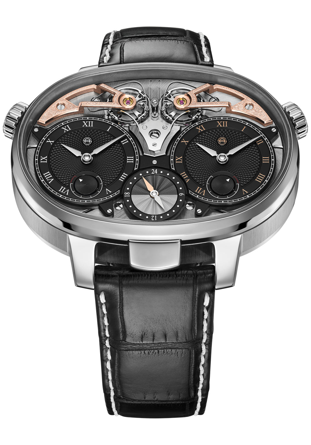 Armin Strom Dual Time Resonance Masterpiece 1
